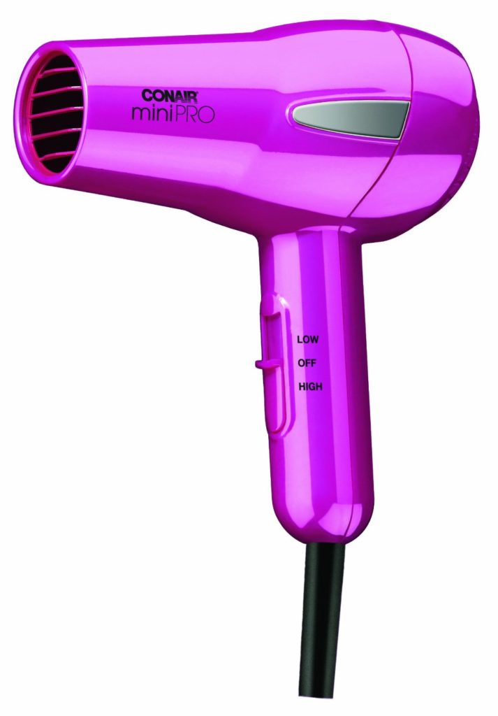 Best Travel Hair Dryer With Diffuser Lightweight And