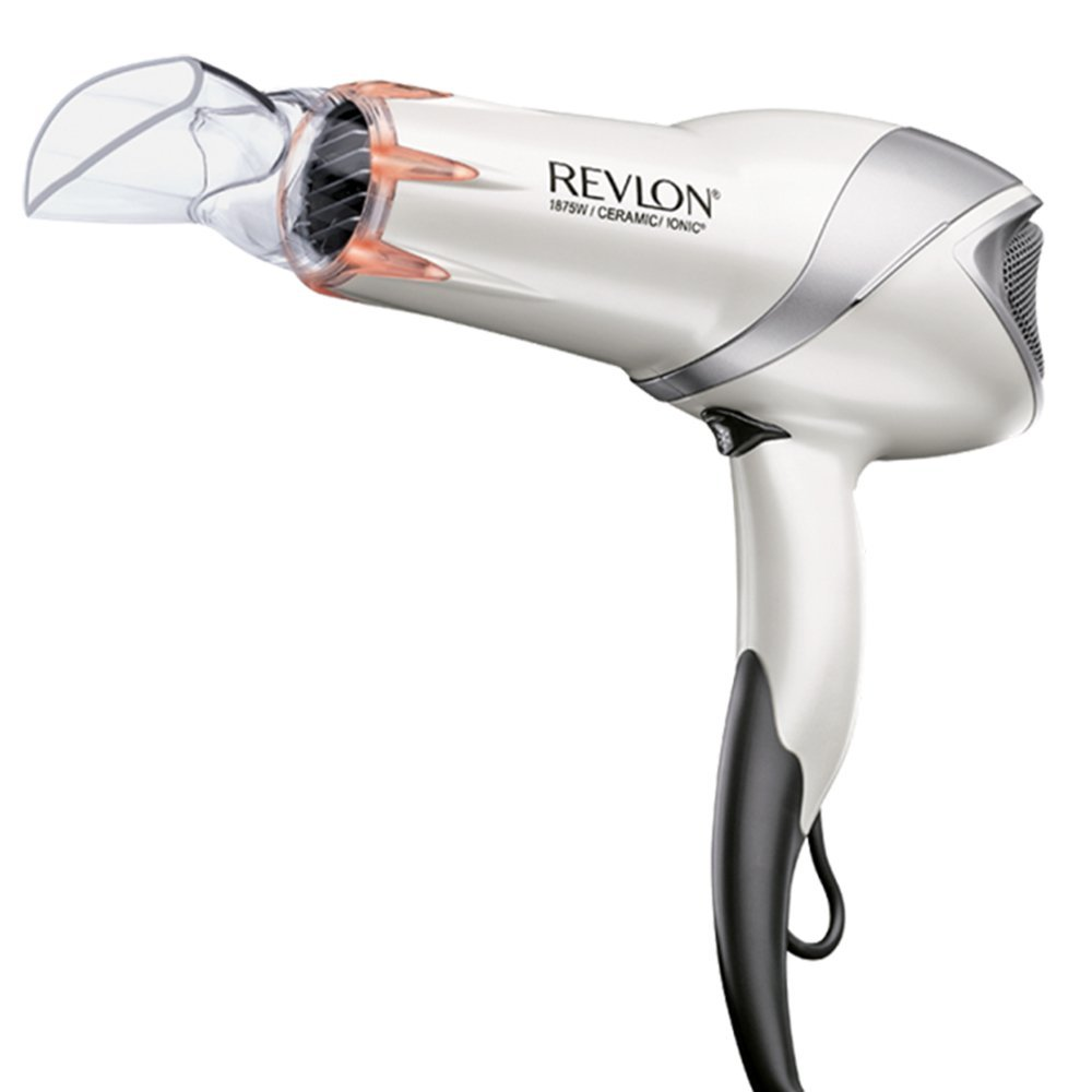 Revlon Laser Brilliance Hair Dryer Review Infrared Hair Dryer