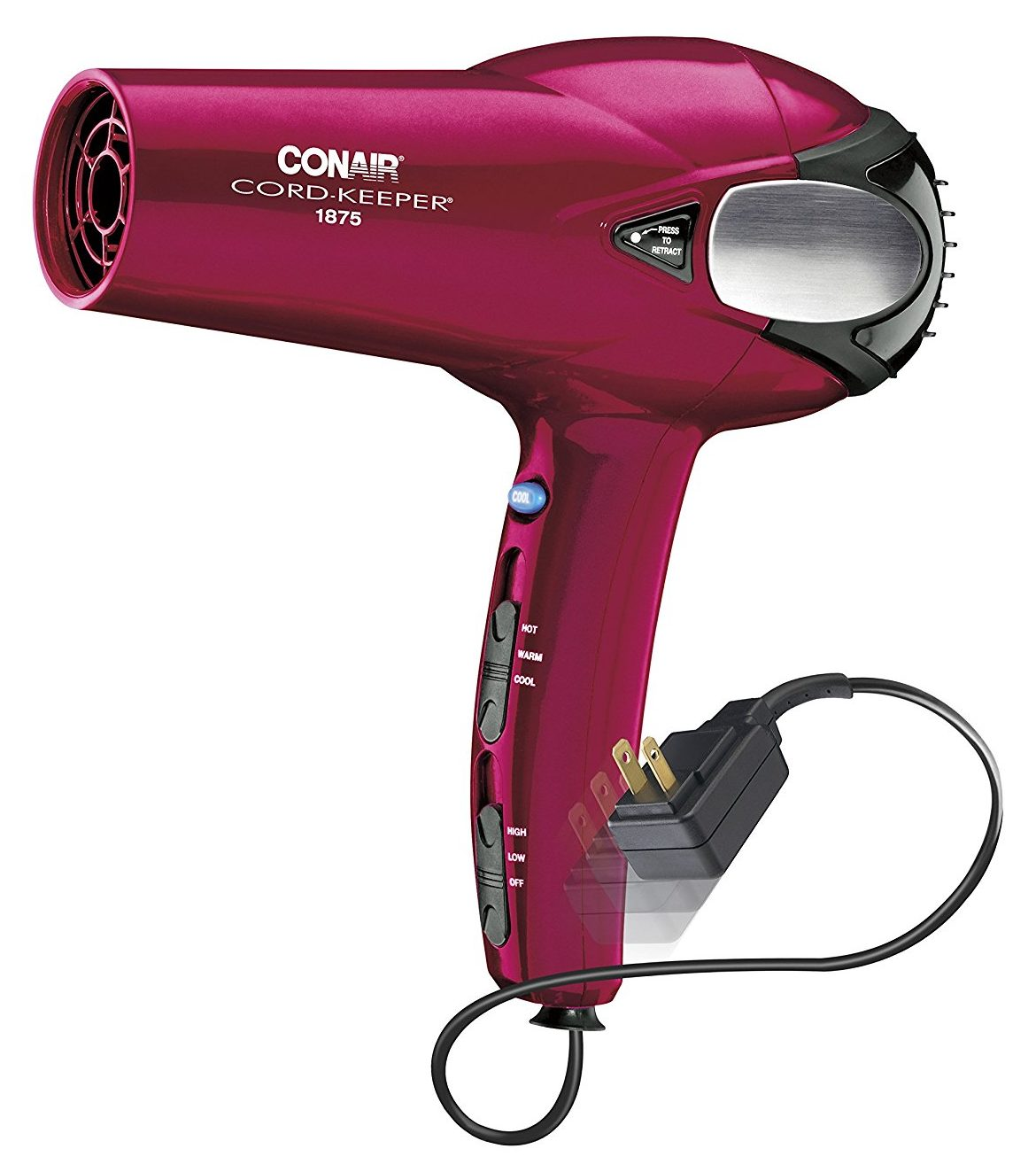 conair you style hair dryer review conair cord keeper hair dryer review 2 in 1 styler 5121
